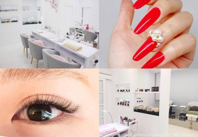 Yu Nail・Eyelash Académie Salon