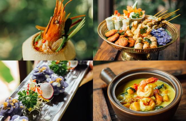 クアラルンプールのタイ料理の名店Rama V