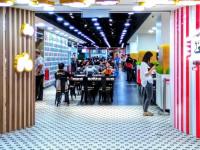 Popcorn Food Hall(ミッドバレー)