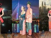 Culture House-マレーシアの伝統衣装を着て記念撮影!