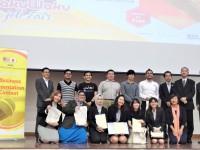 第4回 日本語ビジネスプレゼンテーションコンテスト開催-19人が出場