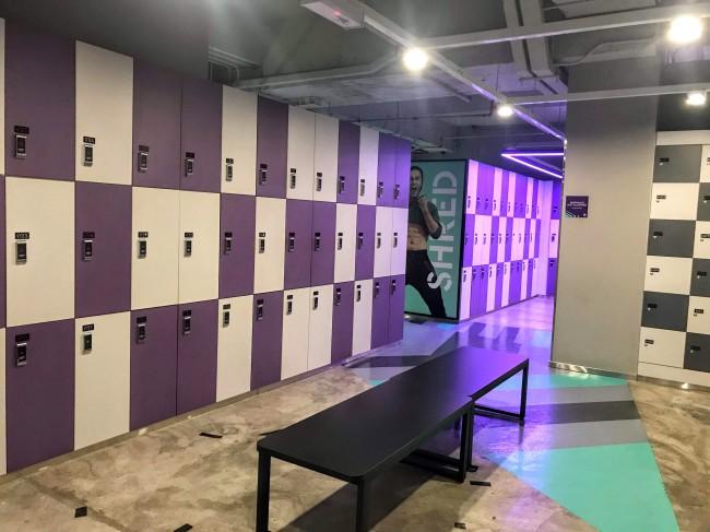 マレーシアのフィットネスジム-セレブリティフィットネス Celebrity fitness