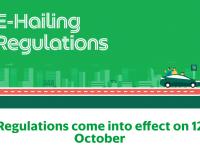 Grabなど配車サービス-新ルール10月12日から導入へ