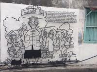 ペナン島は「インスタ映え」の宝庫!- ジョージタウンのストリートアート その②