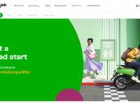 バイクの配車サービスー来年1月から試験的に開始へ