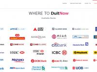 GrabPay-国内共通QRコード「DuitNow QR」を導入