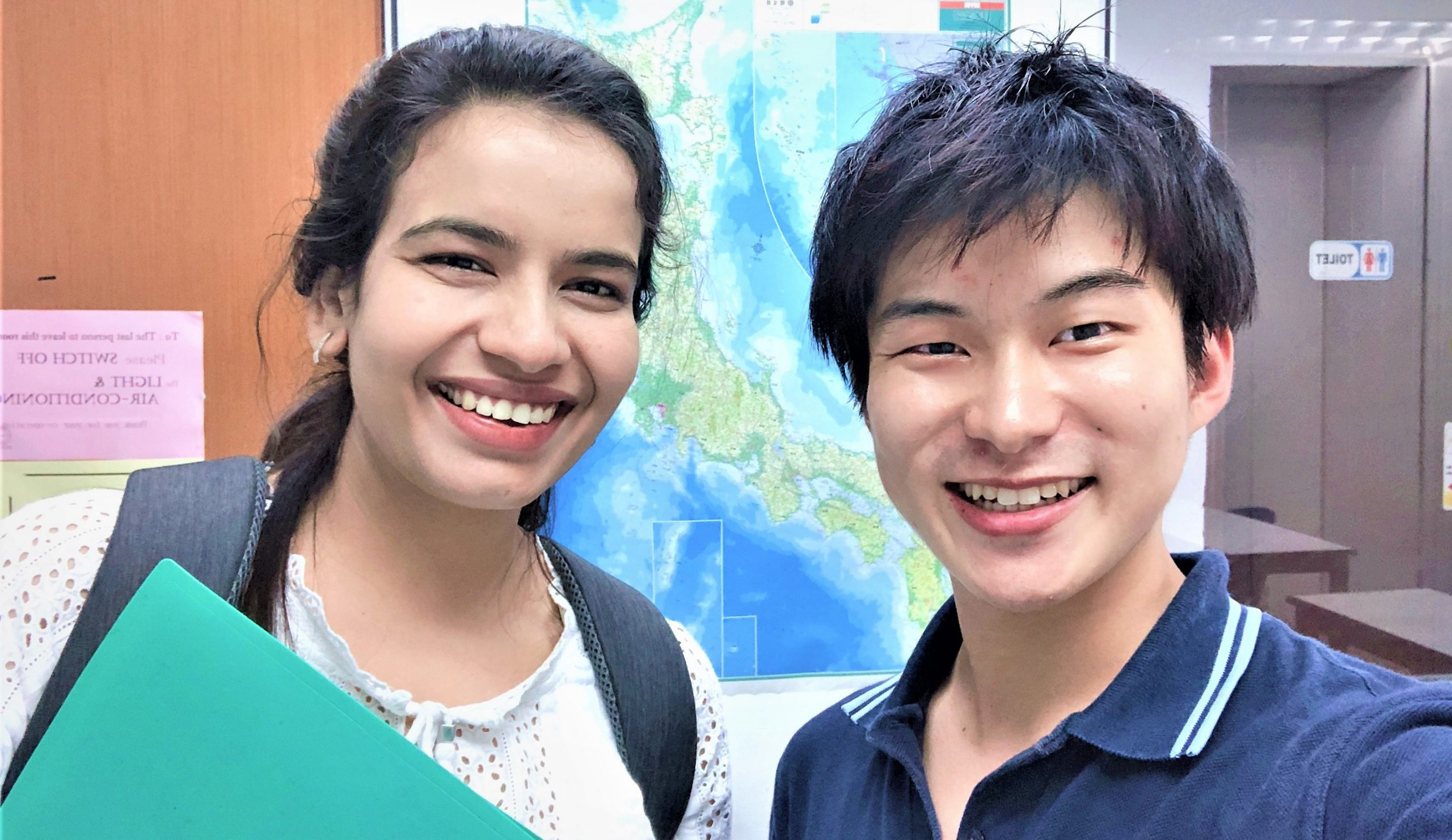 マレーシア、クアラルンプールの語学学校 ICLS Inter Cultural Language School