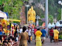 タイプーサム – ヒンドゥー教の奇祭