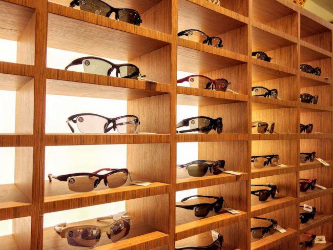 メガネ侍ではスポーツ用メガネの種類が豊富